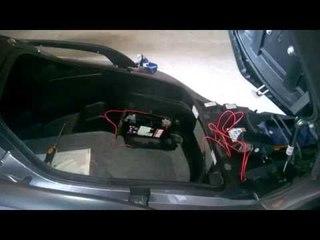 guida: come collegare il mantenitore di carica della  batteria allo scooter