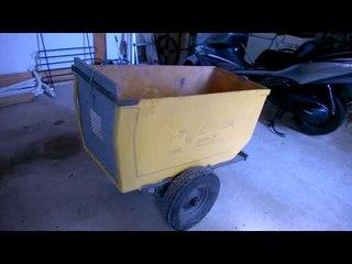 Guida: come costruire un carretto con materiali di scarto