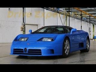 Speciale Bugatti EB110 - Davide Cironi drive experience (ENG.SUBS)