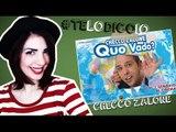 Video Capodanno con Checco Zalone e Quo Vado? | #TeLoDicoIo