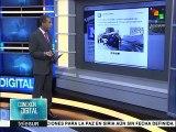 EE.UU.: medios informan sobre fuerte tormenta de nieve en costa este