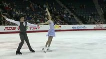 Brianna Delmaestro and Timothy Lum-Senior Dance Short-Canadian National Championships