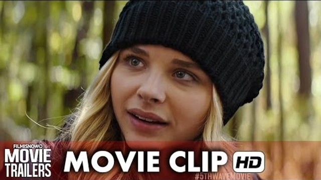 THE 5TH WAVE ft. Chloë Grace Moretz - Clip 'I Will Be Ready (ft. 'Alive' by SIA) [HD]