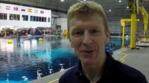 Tim\'s video diary: Underwater spacewalker - Tim Peake: How to be an Astronaut - BBC Two