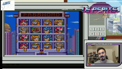 The Peritel Show starring Fred Of The Dead ! : Megaman 7 (2)