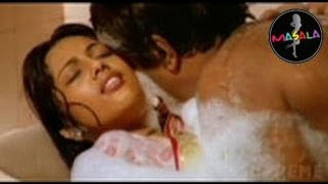 Hot Meena Romance with Husband in Bathroom
