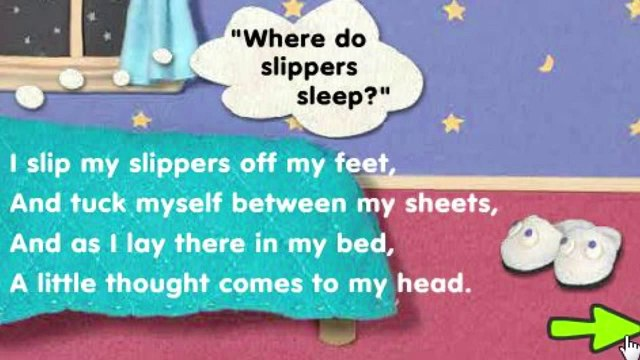 Blues Clues - Blues Clues - Where Do Slippers Sleep?
