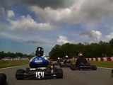 F1 Boston Rotax Masters Rmax race # 4  Just The Start, Extreme Kart Racing!