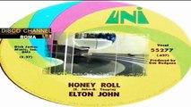 Friends/Honey Roll - Elton John 1971 (Facciate:2)