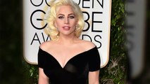 Lady Gaga Has Been Busy Making the Awards Season Rounds for 'Til It Happens to You'