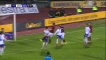 1-1 Martino Borghese Goal Italy  Serie B - 25.01.2016, Livorno Calcio 1-1 Calcio Como