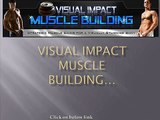 The Shrink Wrap Effect - Visual Impact Muscle Building methods