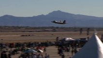 Worlds Most Feared Fighter Jet: F 22 Raptor Demonstration