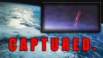 Major Black Knight UFO Captured In Space Above Earth! - 10/27/2013 - Alien Coverup - ISON