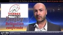 [JT65] L'info de Tarbes et des Hautes-Pyrénées (26 janvier 2016)