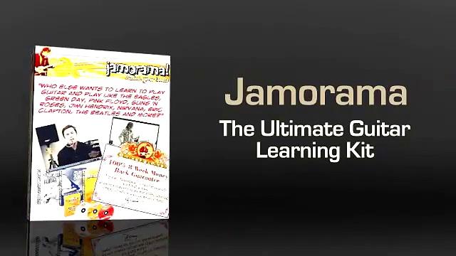 Guitar Chords-Jamorama