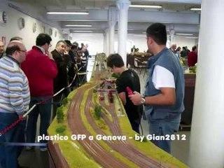 Genova Porto Antico - Mostra Modellismo Porto Antico in Scala