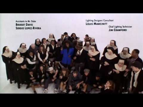 Ain't no mountain high enough - Sister Act 2 - finale film