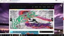 Como Crear Blog, Pagina Web (parte2) Desacargar e Aplicar Plantillas tipo Web Gratis