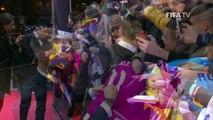 HIGHLIGHTS: FIFA BALLON DOR 2015 TV SHOW (official)