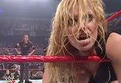 Stephanie McMahon William Regal vs Vince McMahon Trish Stratus | RAW
