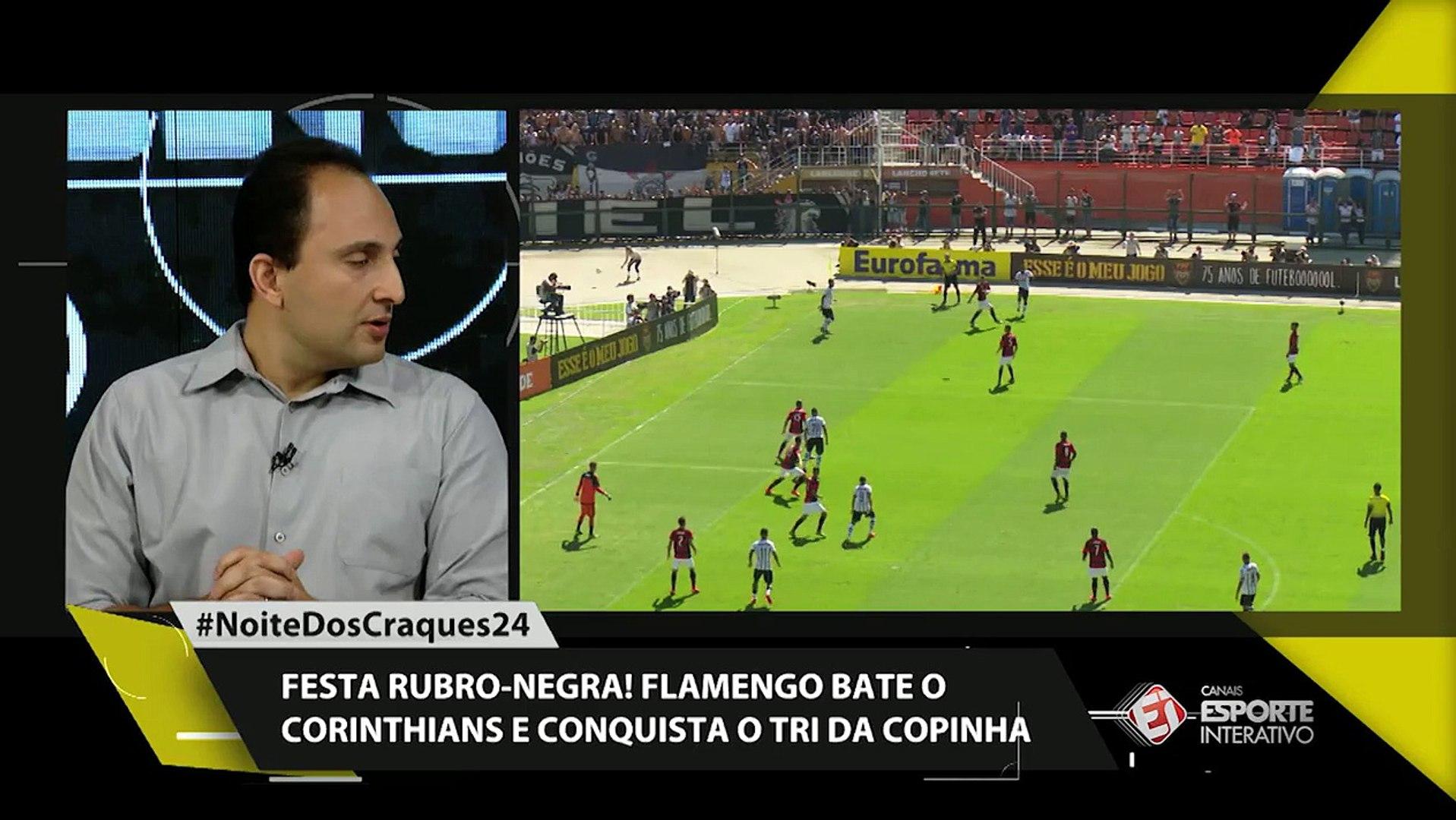 Quem pode render? Zico analisa o time do Flamengo campeão da Copa São Paulo de Futebol Júnior!