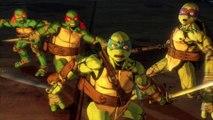Teenage Mutant Ninja Turtles : Des mutants à Manhattan - Trailer d'annonce