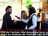 ITW RTL Expo Jibey Assey 25 janvier 2016 - vidéo Dailymotion