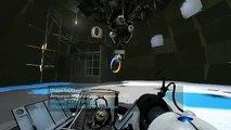 Portal 2 ending + credits + post-credits