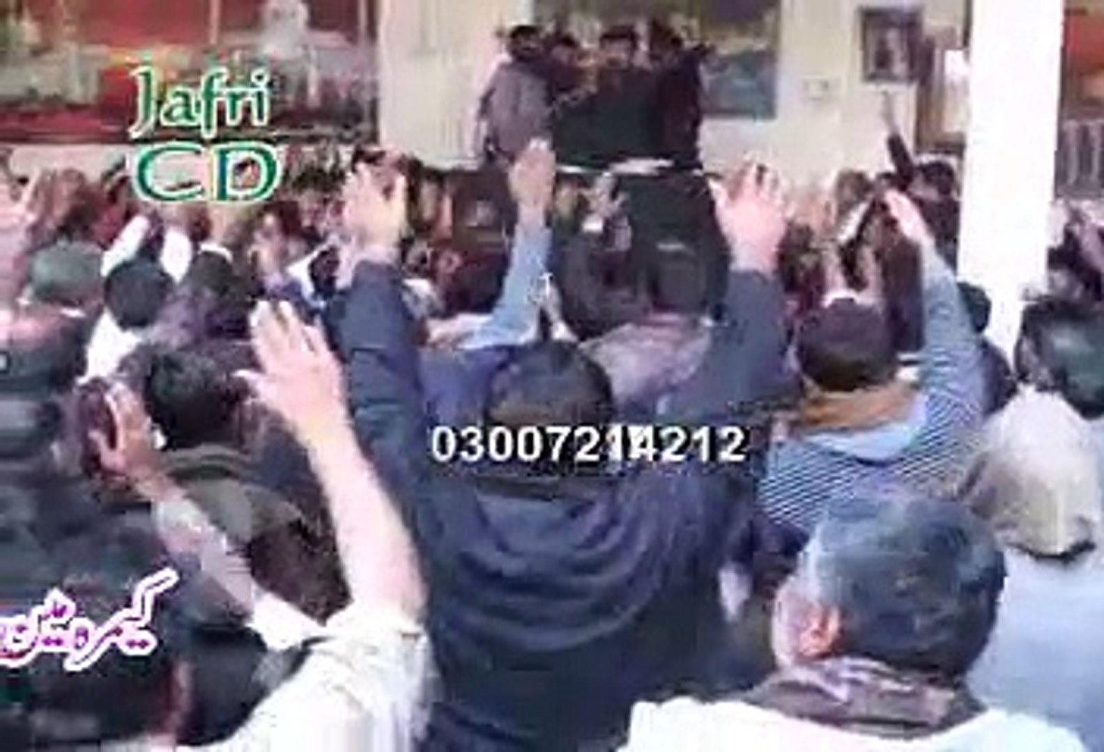 Zakir Qazi Waseem Abbas majlis jalsa 2016 Zakir Atta Hussain at senawaa