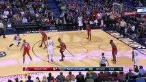 Houston Rockets vs New Orleans Pelicans - Highlights - January 25, 2016 - NBA 2015-16 Season