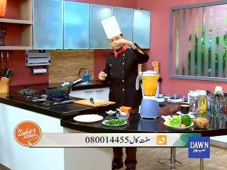 Zakir's Kitchen - January 25, 2016