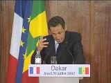 Discurso de Dakar (2007) - Legendas PT-BR