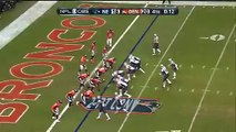 Broncos Stop Patriots 2pt Conversion & Advance to Super Bowl 50! | Patriots vs. Broncos | NFL