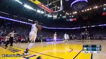 Stephen Curry Shakes Kawhi Leonard | Spurs vs Warriors | January 25, 2016 | NBA 2015-16 Season (FULL HD)