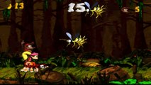Lets Play Together Donkey Kong Country 2 - Diddys Kong Quest - Part 5 - Quer durch den Sumpf
