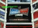 WWE SmackDown VS Raw 2009: Created Superstars - 20 - Τζον Στηχώνο VS Ρουφιάνος της Γειτονιάς