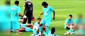Neymar Jr Best Freestyle Skills 2015 Pt 4 HD