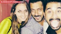 Salman Khan Posts His First Solo Selfie And Parties With His London Dreams Team