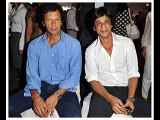 Imran Khan And Bollywood King Khan Shahrukh Khan Together - See How Much Shahrukh Khan is Looking Happy