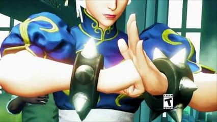 Street Fighter V TV Spot   Tap Into It de Street Fighter V