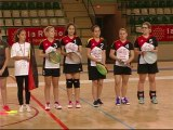 ITALY-GERMANY women 2nd European National Indoor Montpellier (F) 2015