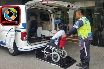 Otomobiliti, Solusi Transportasi Bagi Pengguna Kursi Roda