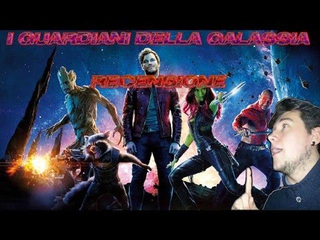 Recensione: I Guardiani della Galassia!