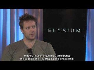 Elysium - Screenweek intervista Neill Blomkamp   HD