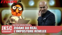 Vidéo L'Equipe.fr : Zidane au Real, le début de la fin (Humour, Johnny Kilroy)