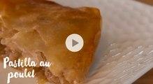 Recette de la pastilla au poulet, un plat traditionnel du Maghreb - Gourmand