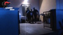 Nascondevano droga addosso ai figli minori: 14 arresti a Brindisi