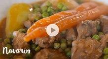 Recette du navarin, un délicieux ragoût d'agneau - Gourmand