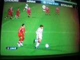 Милан   Ливерпуль, фантастический гол Кака